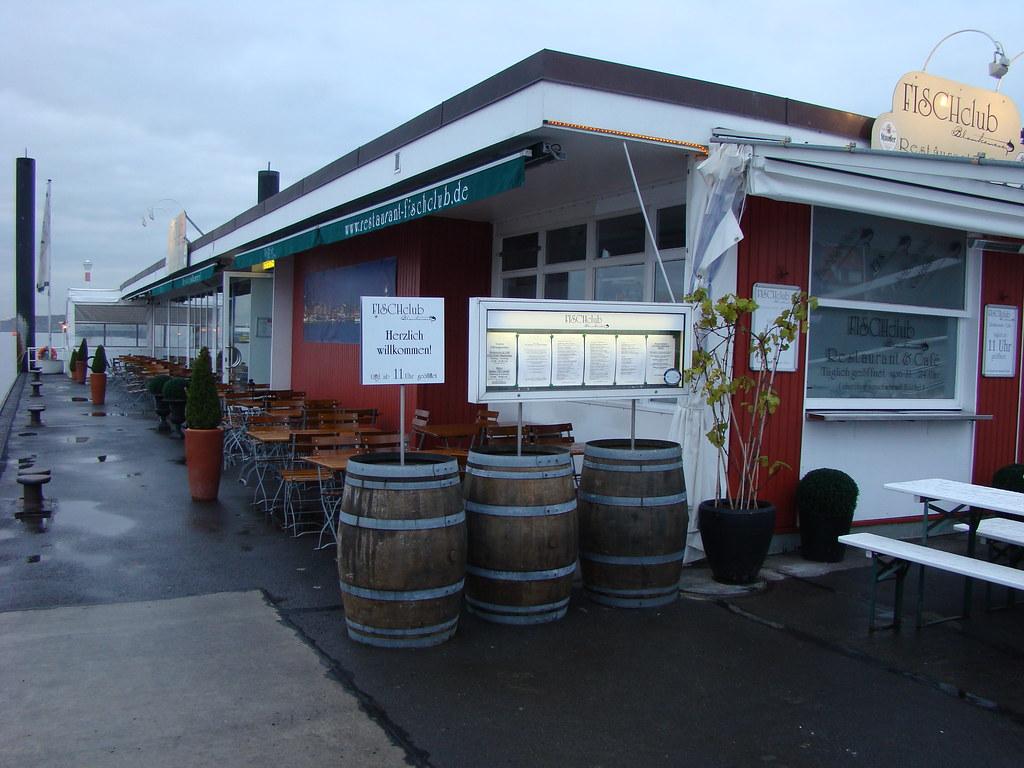 Hamburg Treppenviertel Cafe
