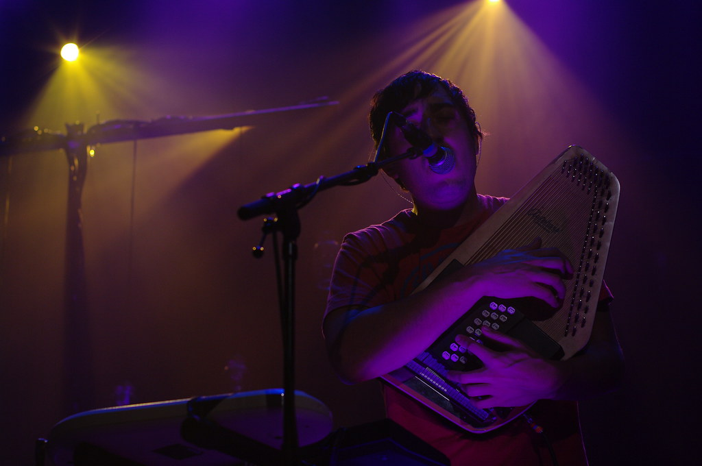 Grizzly Bear @ Melkweg, Amsterdam