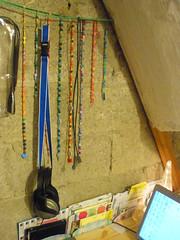 Some of my bead yokes..