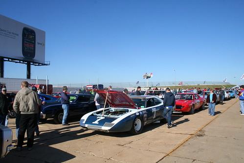 Aero Cars at Talladega Speedway