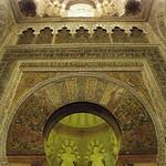 Córdoba: Mihrab de la Mezquita