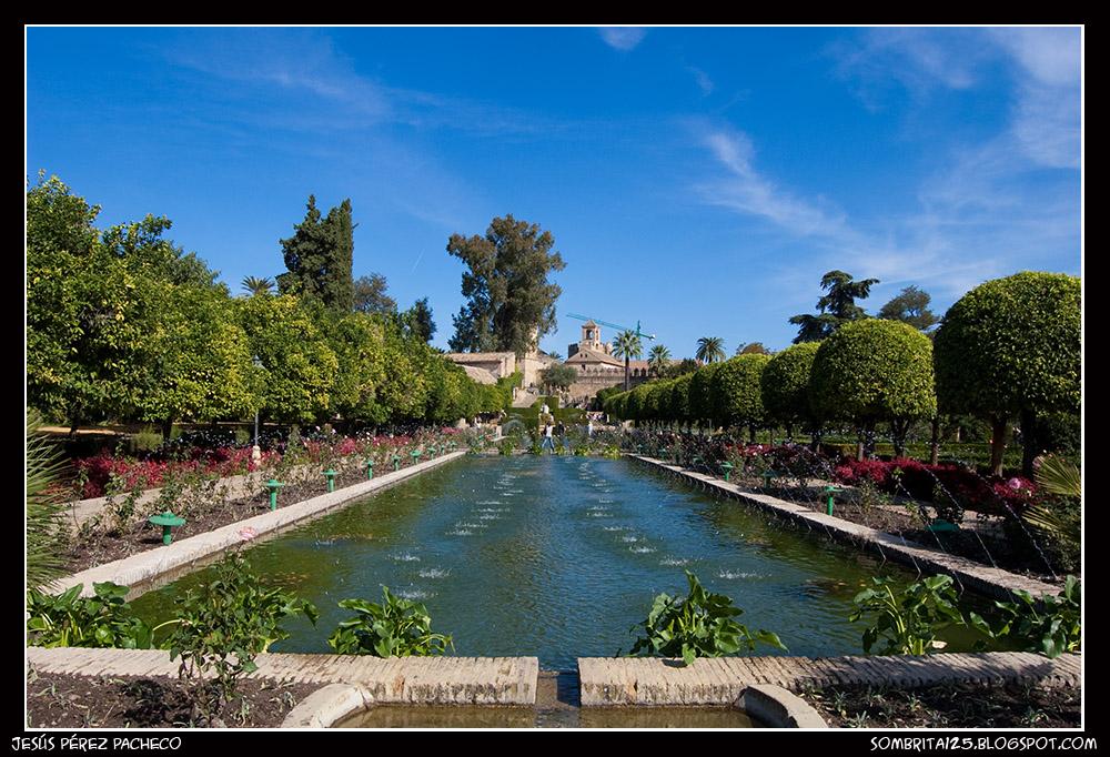 El Alcázar de los Reyes Cristianos en Córdoba
