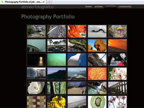 portfolio aminus 3 nov 2009