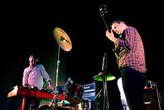 BATTLES (CHICA DE METAL) Tags: chile music concert live musica battles vainilla teatronovedades nikond80 noviembre2007 ceciliasandoval chicademetal