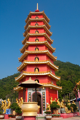 Ten Thousand Buddha Temple - Sha Tin Hong Kong