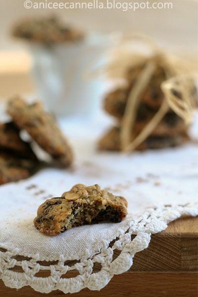 chocolate cookies AB
