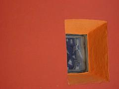 getting a little light (msdonnalee) Tags: orange window ventana  minimalism minimalismo naranja stucco glassbrick minimalisme minimalismus squarewindow anawesomeshot orangestucco  earthyorange donnacleveland minimalistcomposition photosfromsanmigueldeallende fotosdesanmigueldeallende fotosdedonnacleveland photosbydonnacleveland