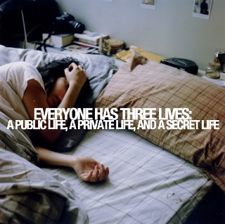 Everyone Has 3 Lives: / Chelsea Shay Rickman