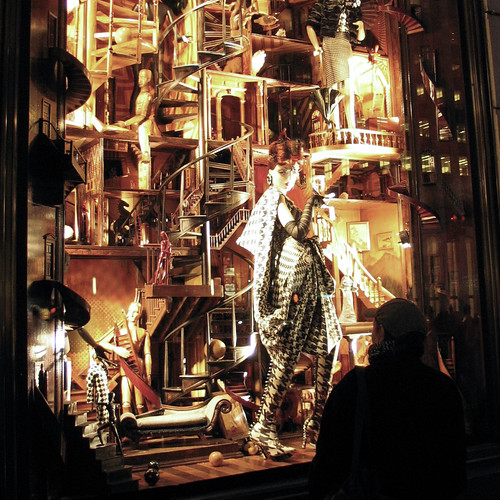 Bergdorfs, Fifth Avenue