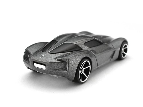 HotWheels - '09 Corvette Stingray Concept