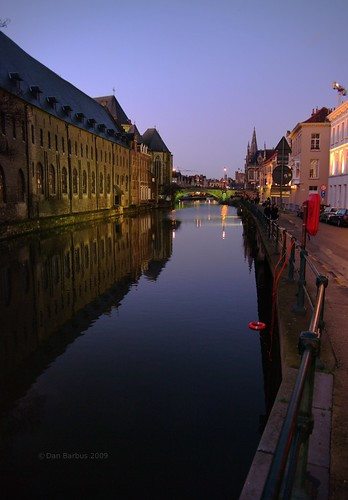 Gent in the Evening