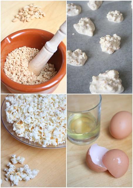 Making Nutflakes