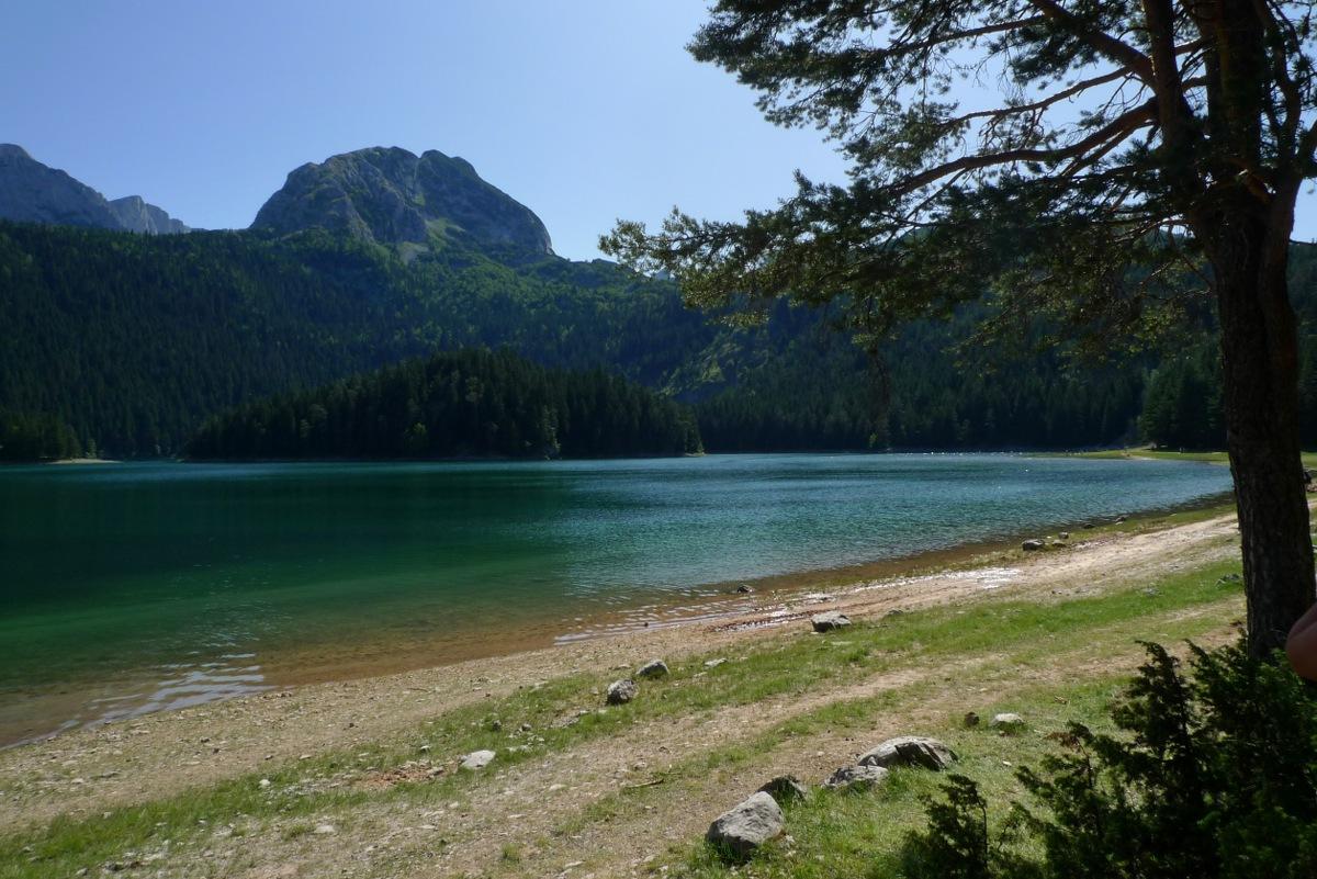 Durmitor and Black Lake