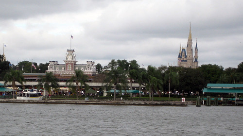 Approaching the Magic Kingdom