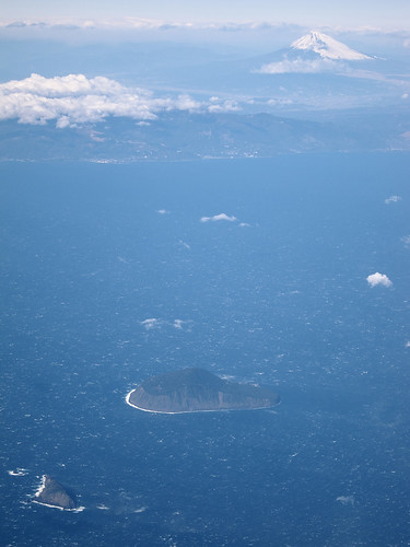 Izu Islands, Izu Peninsula and Mt. Fuji