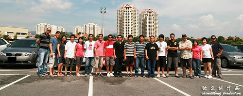 Very 1st Naza Kia Forte Owner Gathering @ Desa Park City