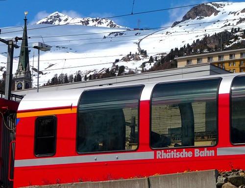 Rhätische Bahn - Glacier Express