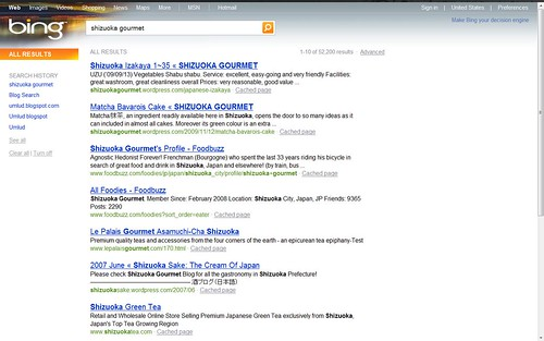 Bing search 4