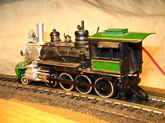 Interlake & Vulcanian Brass HO Aristo-Craft 2-8-0 Consolidation Steam Locomotive (a69mustang4me) Tags: railroad scale layout model united trains atlas locomotive ho brass locomotives interlake hoscale scratchbuilt modelrailroading railroading vulcanian