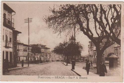 Braga - Largo Senhora-A-Branca