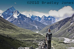 Nepal - Himalayas (Bradley.A.Jones) Tags: nepal mountains landscape himalaya everest sherpa