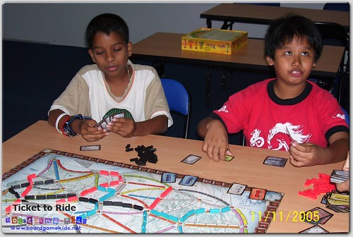 BGK Meetup - Ticket to Ride