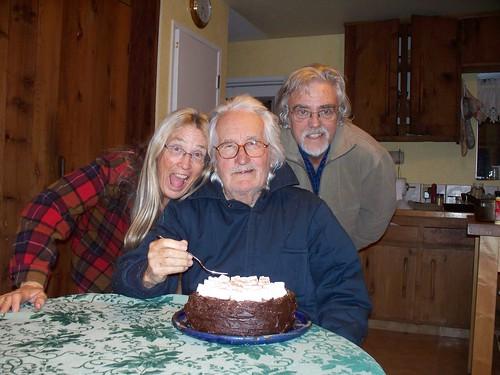 Dad's 91st birthday 002