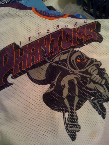 Pittsburgh Phantoms roller hockey