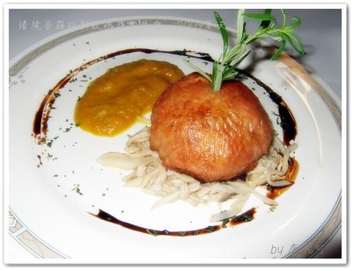 唐妮可☆吃喝玩樂過生活 拍攝的 20090802_清境普羅旺斯玫瑰莊園(食)25。