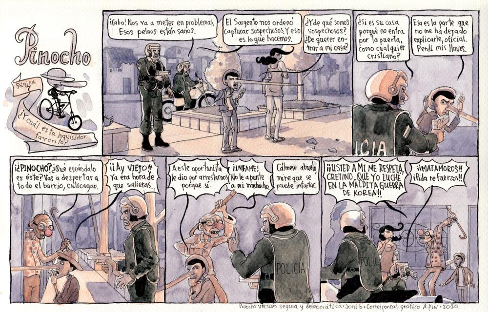 Página 7: ¿Y cuál es tu inquisidor favorito?