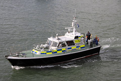 MOD POLICE LAUNCH SIR HUMPHREY GALE (John Ambler) Tags: mod navy royal police gale portsmouth humphrey launch sir royalnavy md198