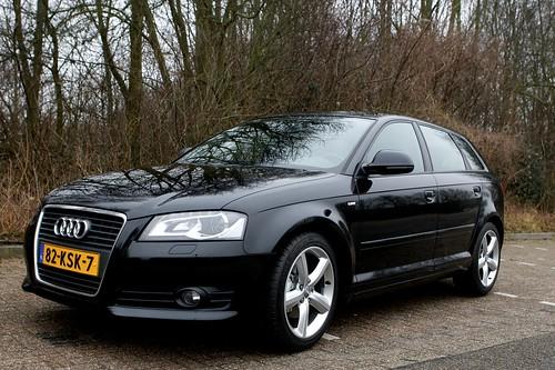 Audi A3 Sportback S-Edition 2010 Facelift
