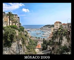 Mónaco (Albero_Ibi) Tags: port landscape puerto mar paisaje paysage tunel albero mónaco ibi afibi