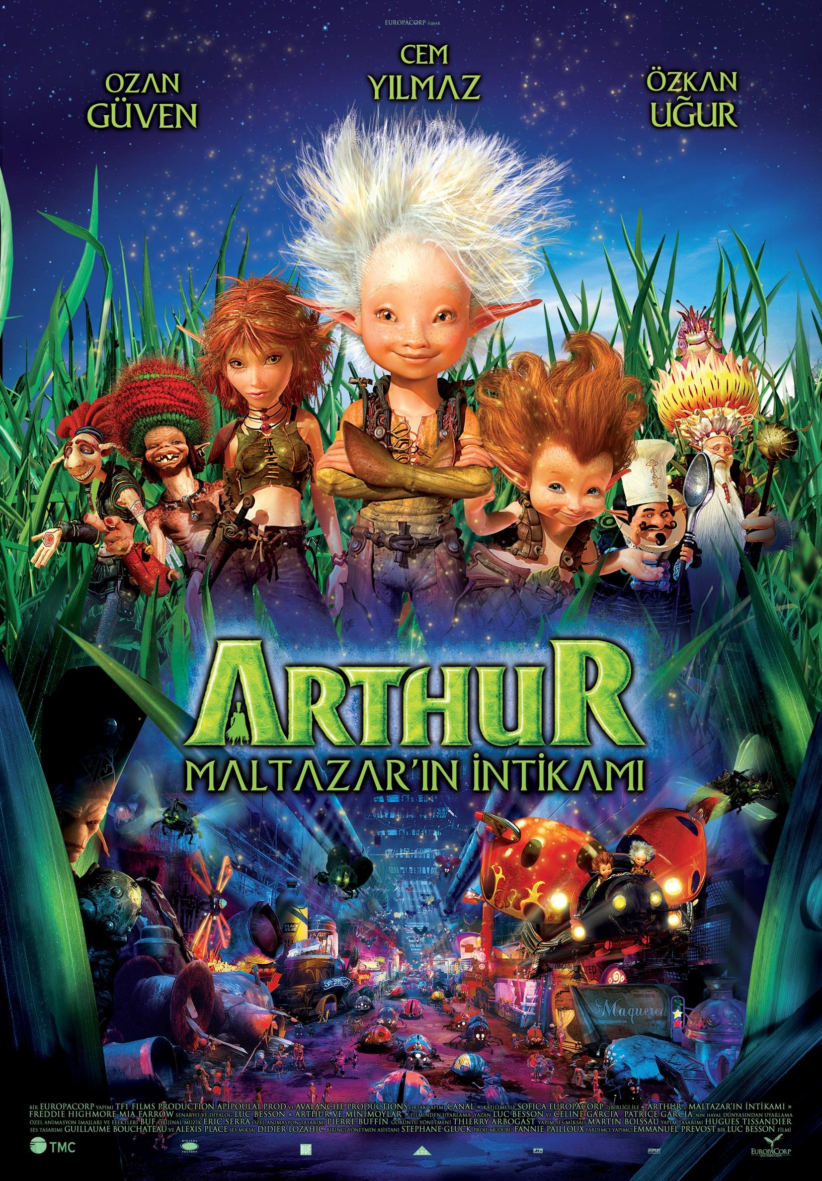 4346817428 4827062372 o - Arthur Maltazar'�n �ntikam�  -  Arthur And The Vengeance Of Maltazard (19 �ubat 2010)