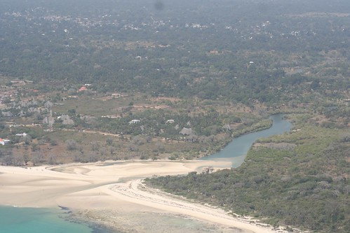 Tiwi River, South Coast, Kenya