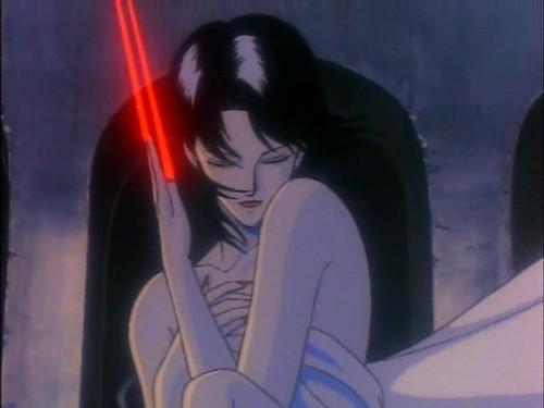100222(1) - 小說家「菊地秀行」親自指揮真人電影版、嶄新動畫版『吸血鬼獵人D』,現正密集籌備中
