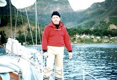 880531 Arrival at Cumberland Bay (rona.h) Tags: 1988 may elyunque cloudnine ronah robinsoncrusoeisland juanfernandezislands islajuanfernandez