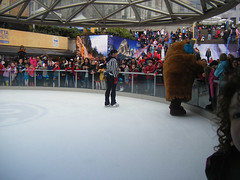 Mascots Robson Square