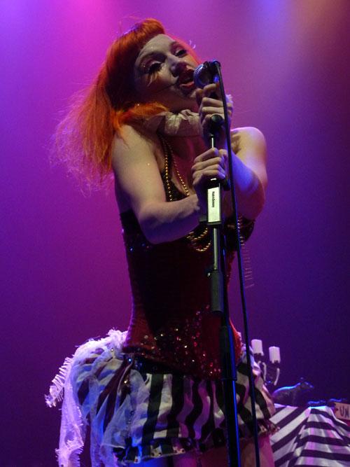Captain Maggot (Emilie Autumn show Luxembourg)