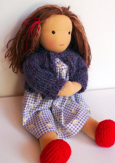 For Mia in WA whose favourite colour is purple