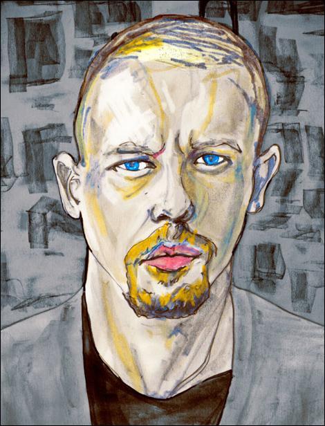 Alexander McQueen by Danny Roberts of Igor + Andre