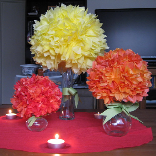 Economic Wedding Centerpieces: Weddingbee Photo Gallery