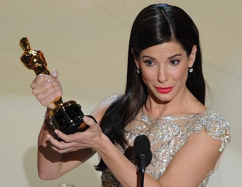Sandra Bullock Premios Oscar 2010