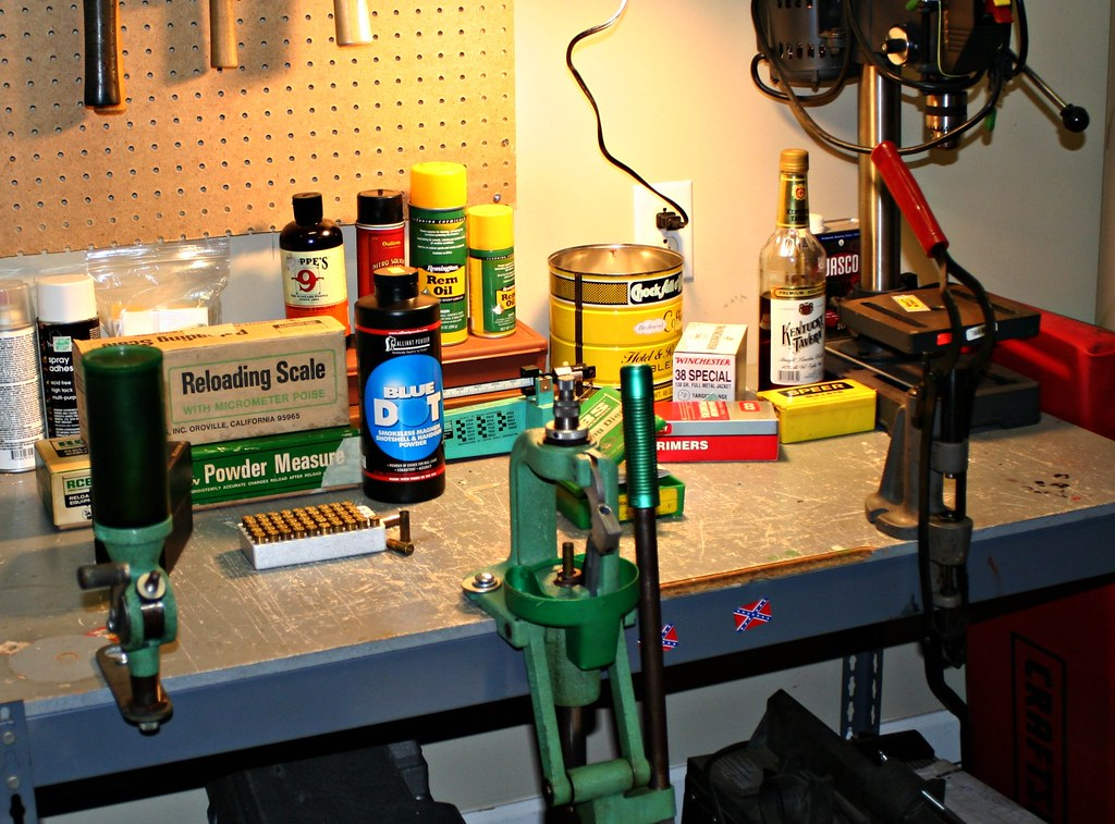 Reloading Bench: I Roll My Own..