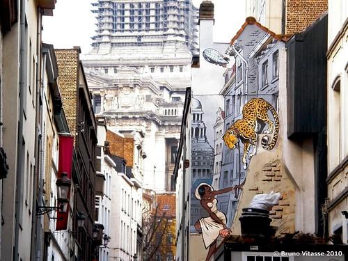 Urban Bruxels (Les Marolles du mythe à la réalité)