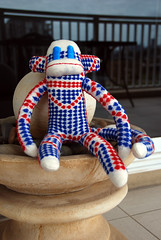 Sock Monkey: Alfie