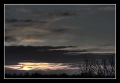 Arnhem sunset (fmormsnike) Tags: world life sunset holiday holland tree nature weather nice cloudy south arnhem netherland hdr timberland zuid gelderland rijkerswoerd fmormsnike