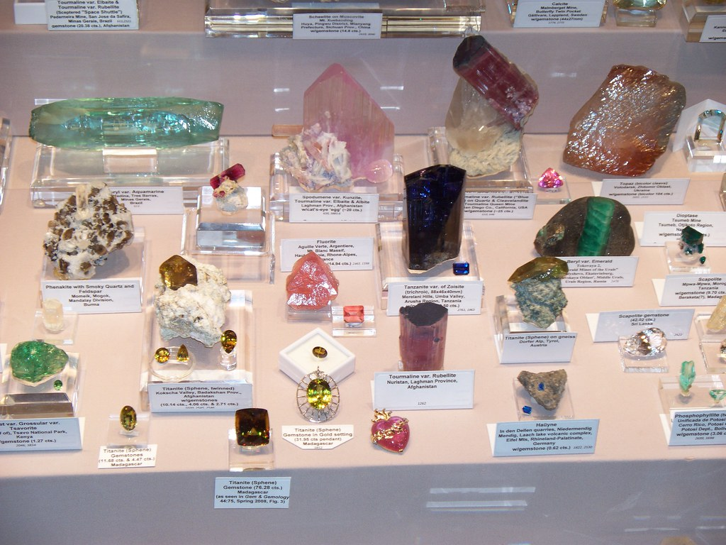 Mineral - Gem Display