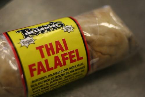 thai falafel