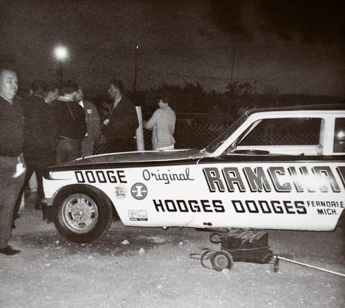 Ramchargers  Dart Funny Car 1966